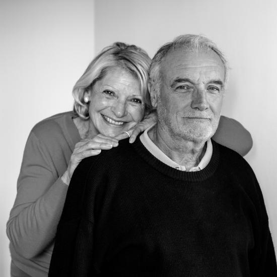Christiane et Olivier